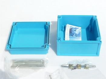 Marechal Anschlußkasten blau ip66 Abzweigdose