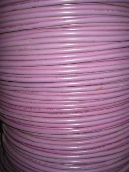 (Grundpreis 0,50€/m) 100m Ring TKD Kaweflex 2458 1x2x0,64 mm² Kabel Datenleitung