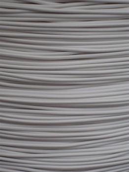 (Grundpreis 0,129€/m) FLRY KFZ Kabel Litze Autoleitung 0,5 mm² weiß 100m Ring