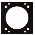Modul 2/10 CEE 5pol. 16A  Modulsystem Modulrahmen