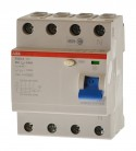 ABB F204A-63/0,03 Fi 63A Fehlerstromschutzschalter 2CSF204101R1630