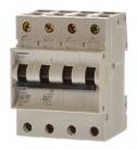 Siemens 5SX2616-7 C16 Sicherungsautomat 4 polig 3+N