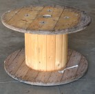 Kabeltrommel Holztrommel Leertrommel leer ca 90x55cm Nr.5