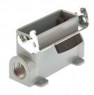 Weidmüller HDC-HA16-SVL-2xM20 Sockelgehäuse A16