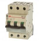AEG GE EP103C10 Leitungsschutzschalter 3 polig C10 566837