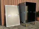 Flightcase Schrank Container Schrankcase Messeschrank 120B x 205H x 100T