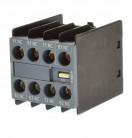 Siemens 3RH2911-1GA04 Hilfsschalter 4Ö