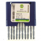 (Grundpreis 0,50€/Stk) RECA Spiralbohrer HSS 3,5mm DIN 338 R_N 15314999 10 Stk.