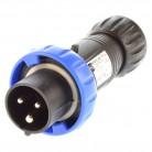 Stahl 8570/12-306 CEE Stecker ex 3 polig 16A 200-250V