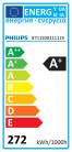 Philips Master Colour CDM-T 250W/942 Sockel G12 EEK:A+(Spektrum A++ - E)