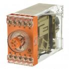 Schleicher SZA52-S 230V Zeitrelais  0,15s-30h 02624361 803 120