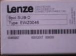 Lenze Can Stecker 9pol SUB-D Type EWZ0046