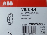 ABB VB/S 4.4 Verbinder 4 fach GHQ6050024R0001