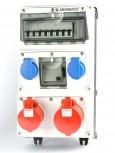 Mennekes 930013 Steckdosen-Kombination AMAXX