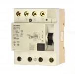 Siemens 5SM1346-6 Fi Schalter 63A 30mA  Fehlerstromschutzschalter