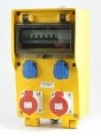 Mennekes 70005 Stromverteiler EVERGUM Fi63A