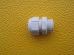 (Grundpreis 0,28€/Stk.) Vpe. 100 Stück Kabelverschraubung M12  EPN250 Ral 7035 3-6,5mm