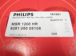 Philips MSR 1200 HR 100V/1200W G-38 1000h