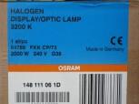 Osram CP-73 2000W Sockel G38 CP73 CP 73