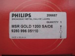Philips MSR Gold 1200 SA/DE Halogen-Metalldampflampe
