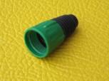 (Grundpreis 0,79€/Stk.) 10 Stück Neutrik BSX -5 Farbkappe Tülle grün für X-Serie