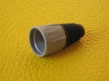 (Grundpreis 0,79€/Stk.) 10 Stück Neutrik BSX -8 Farbkappe Tülle grau für X-Serie