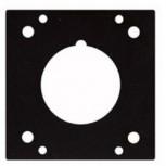 Modul 2/10 CEE 3 pol. 16A  Modulsystem Modulrahmen