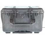 Peli 1640 schwarz mit Würfelschaumstoff  Pelikoffer Trolley