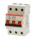 ABB E203r 63A Hauptschalter rot 3 polig 2CDE283001R0063