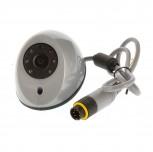 Waeco CAM18 Farb-Kugelkamera mit Gehäuse zur flexiblen Ausrichtung