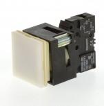 Siemens 3SB3352-6AA60 Leuchtmelder quadratisch 230V Led