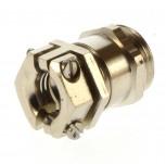 Kabelverschraubung Messing M20 Hugro 1402011.06 KV ZUG Ms M20 x1,5