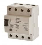 Siemens 5SM3345-6 Fi Fehlerstromschutzschalter 125A 0,03A Ausf.1