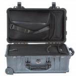 Peli 1510LOC Laptop Overnight Koffer, Schwarz 1510-006-110E