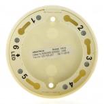 Hekatron 143a Sockel Nr. 5000350.000000 VdS Meldersockel