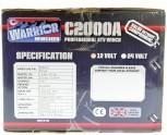 Warrior C2000A Seilwinde 12V 907KG