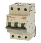 AEG GE EP103B25 Leitungsschutzschalter 3 polig B25 566826