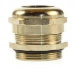 Kabelverschraubung Messing PG29 18-25mm L40mm