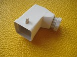 Weidmüller  HDC HAD7-TWVL-1/11 Tüllengehäuse gewinkelt