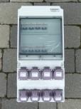 Mennekes  8705379 Stromverteiler 8x 16A 20-25Volt 2polig ip44