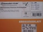 Kreissägeblatt Schumacher +Sohn HM 300mm Z48