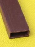 (Grundpreis 0,0983€/m) Rohr Vierkant Kabelkanal 60x4,5x1cm