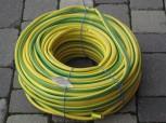 (Grundpreis 0,1299€/m) 100m Isolierschlauch B gewebelos WBK90° 10x0,7mm gr/ge