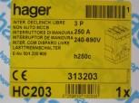 Hager HC203 Lasttrennschalter 250A 3 polig