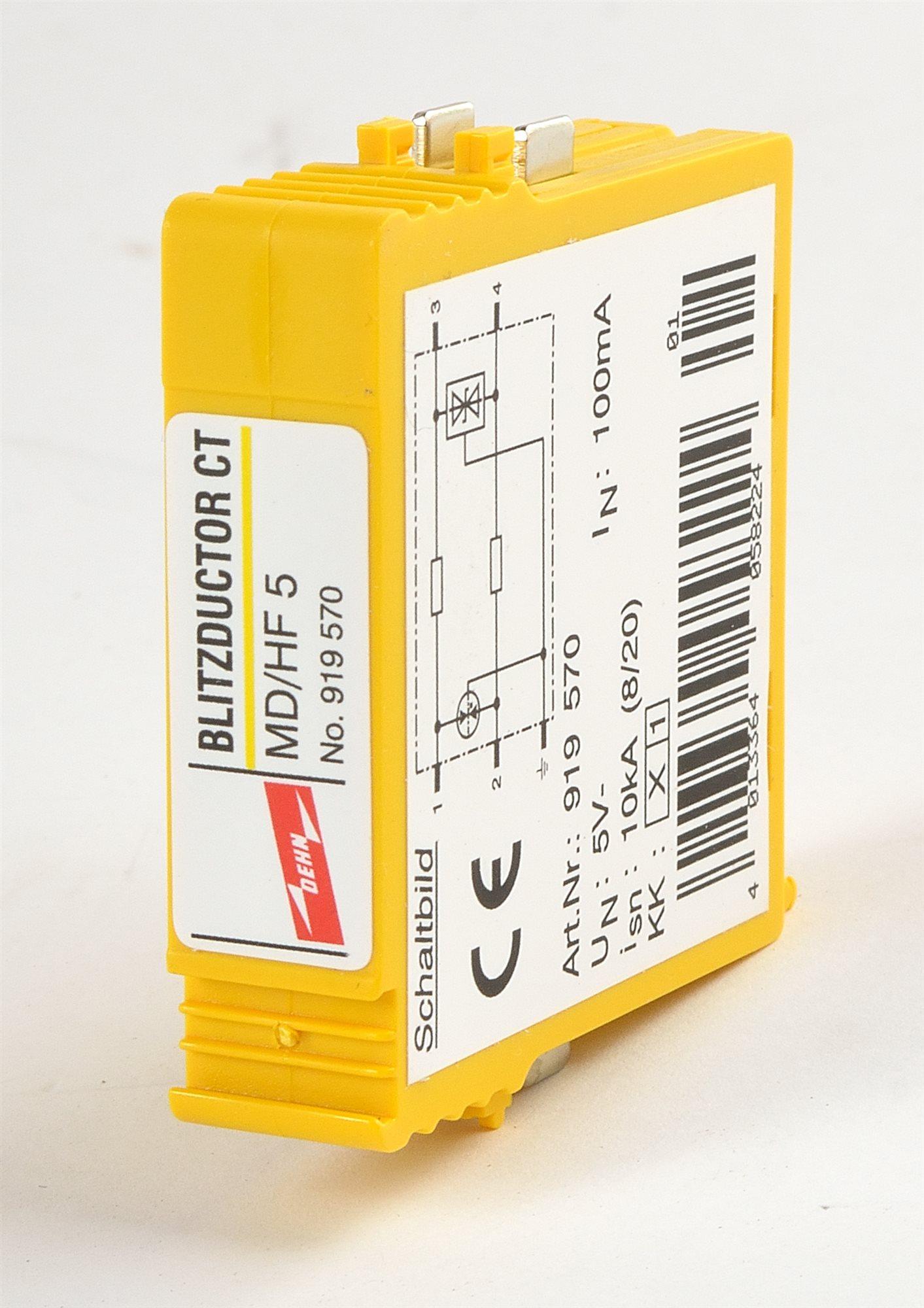 DEHN BLITZDUCTOR CT BCT MOD MD HF 5 ÜS Ableiter Dehn 919570-10490
