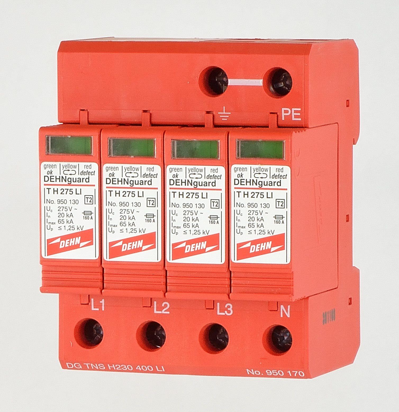 DEHNguard DG TNS H230 400 LI ÜS Ableiter Dehn 950170-16600