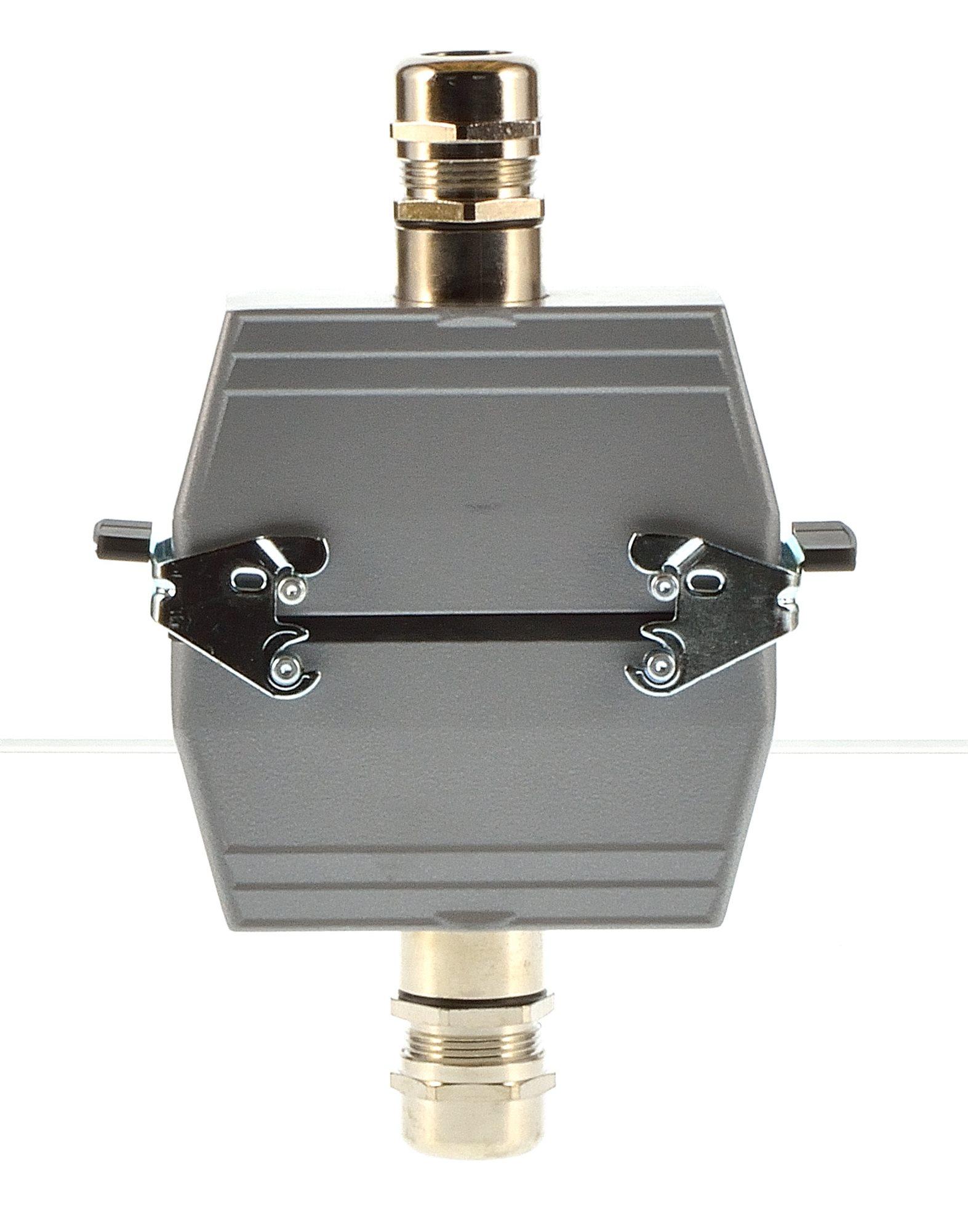 Weidmüller Steckverbindung 16 polig Kupplung Set mit Schraubanschluß