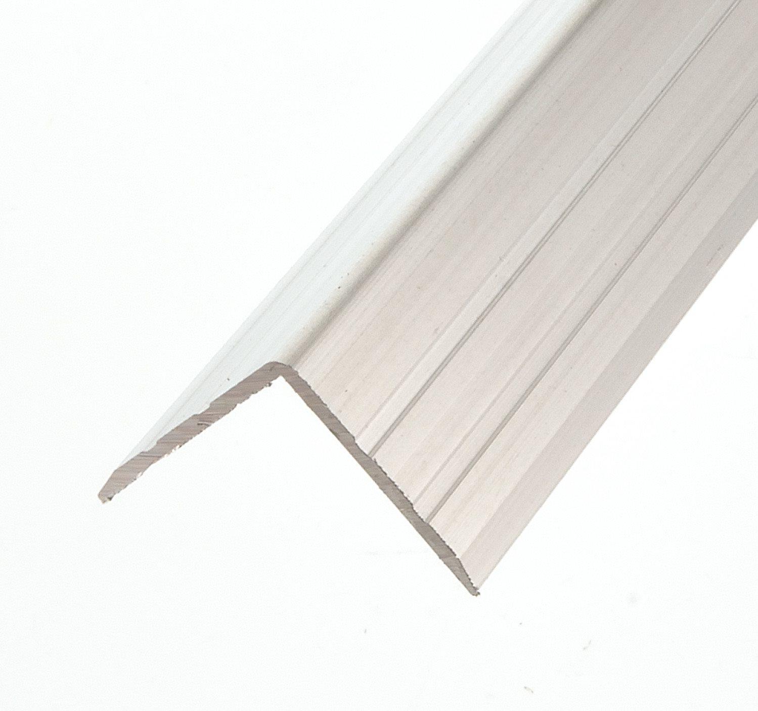 kantenschutz 25x25x1 5 mm aluminium winkelprofil 13881. Black Bedroom Furniture Sets. Home Design Ideas