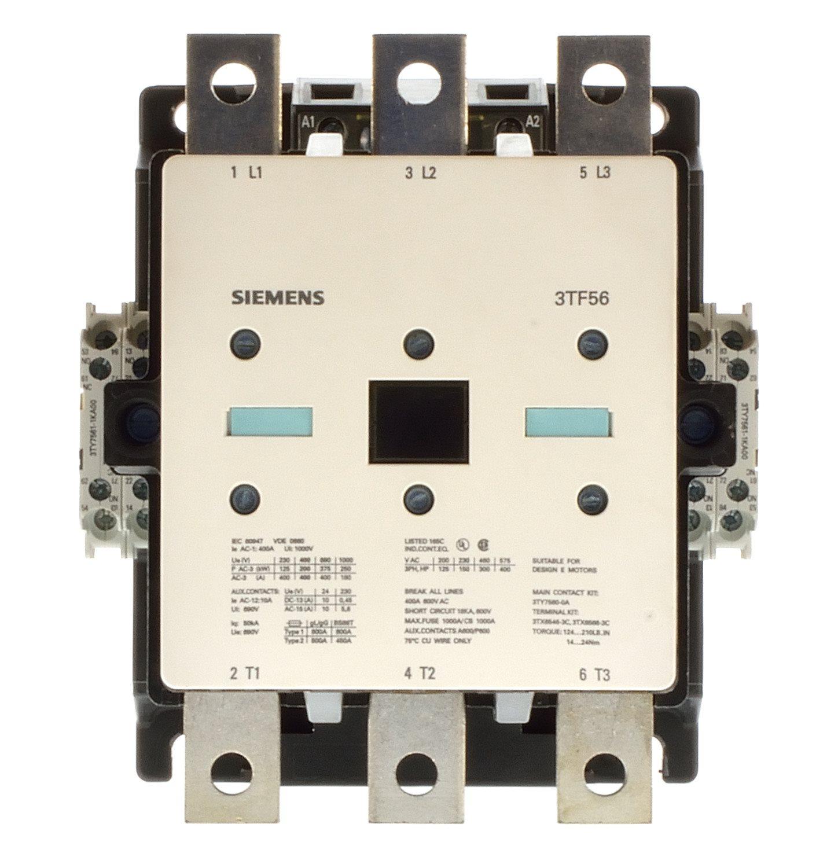Siemens 3TF46 44-0AP0 Schütz 22KW Spule 230VAC ohne Ovp.