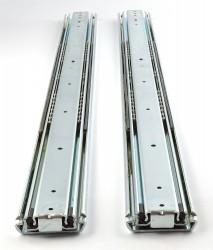 (Grundpreis 28,95€/Stk.) 1 Paar Schwerlastauszug Vollauszug 727mm 130KG Schubladenschienen Teleskopauszug
